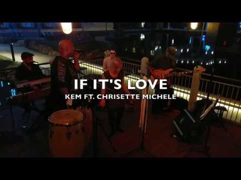 Fahrenheit - If It's Love by Kem ft. Chrisette Michele - LIVE at Landry's