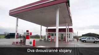 Prodej čerpací stanice na trase Lovosice-Most