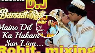 No Voice Tag Maine,Dil,Ka,Hukam,Sun,Liya DJ Song.Flp