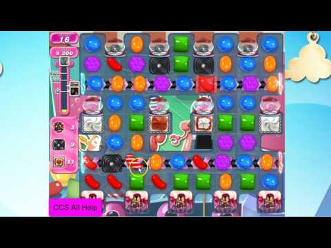 Candy Crush Saga Level 2234 -26 moves NO BOOSTERS