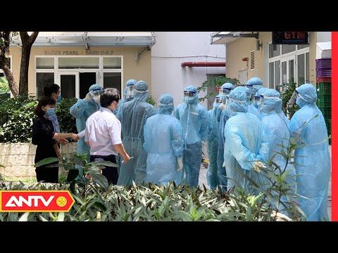 TP.HCM: Phong tỏa 1 chung cư ở quận 7 vì ca nhiễm Covid-19 mới   ANTV