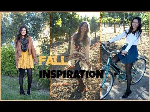 Fall Inspiration: Fashion, Beauty & more!