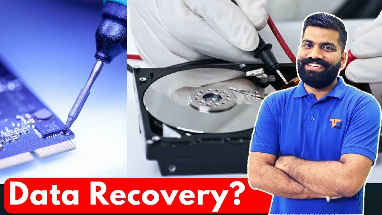Deleted Data Recovery? How Easy or Hard?