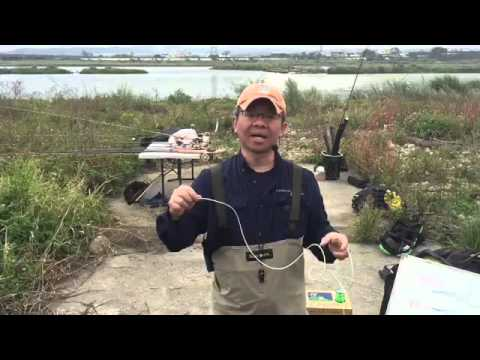 Spey Casting 101 with Jimmy Chang in Taichung, Taiwan