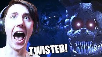 TWISTED ANIMATRONICS?! FINALLY! || Fredbear and Friends: A Twisted Awakening