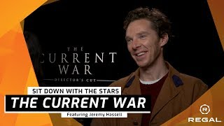 The Current War: Sit Down with the Stars feat. Jeremy Hassell