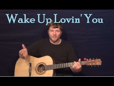 Wake Up Lovin' You (Craig Morgan) Easy Guitar Lesson How to Play Tutorial