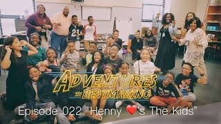 "ADventures in BeatMaking Episode 022 ""Henny ❤️'s The Kids"" in 4K (GH5)"