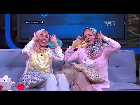Laudya Chintya Bella Jadikan Dewi Sandra Sebagai Inspirasi Berhijab