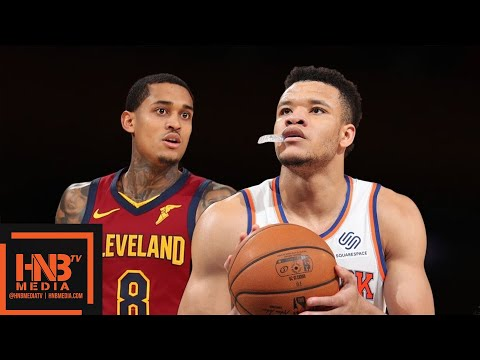 New York Knicks vs Cleveland Cavaliers - Full Game Highlights | November 10, 2019-20 NBA Season