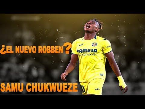 ¿Quien es SAMU CHUKWUEZE? The Nigerian Robben/ Futuras estrellas del fútbol #2