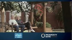Prosperity Bank Empty Nest