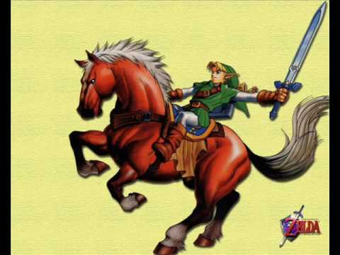 The Legend of Zelda - Hyrule Field & Overworld (OC...