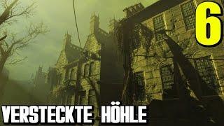 Fallout 4 Gameplay German #6 VERSTECKTE HÖHLE |  Let