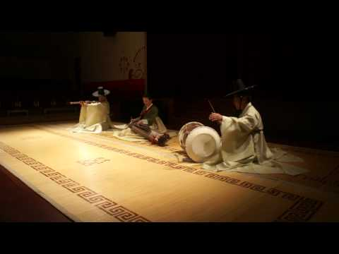 Korean Traditional Music (Part One)