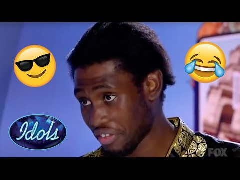 Coolest & Funniest Guy EVER To Audition On American Idol James Earl | Idols Global