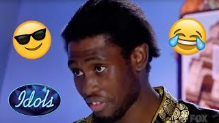 Coolest & Funniest Guy EVER To Audition On American Idol James Earl   Idols Global
