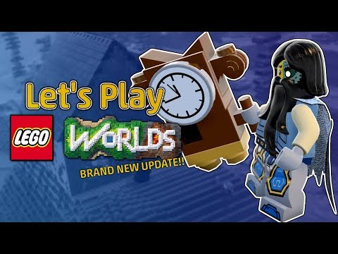 LEGO Worlds – Let's Play the BRAND NEW Update!