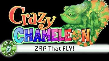 Crazy Chameleon slot machine, Bonus