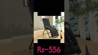 Rocking/Long Chair Pad || Cash On Delevery Availabl || Max Fashion 1