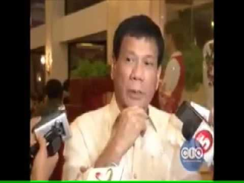 Death Penalty Statements of Pope Francis and Mayor Rodrigo Duterte