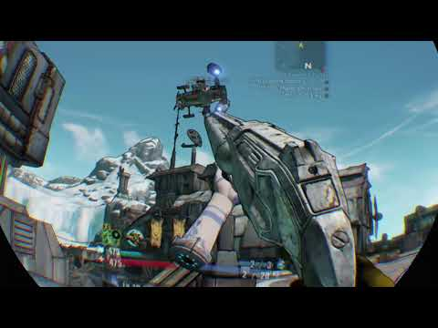 Borderlands 2 VR: Buzzards, Bad*sses and Bombs! |