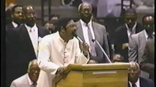 "Apostle Wilbur Jones ""United By the Power of Pentecost"" Pt.2"