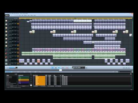 Magix Music Maker 2013 - a review