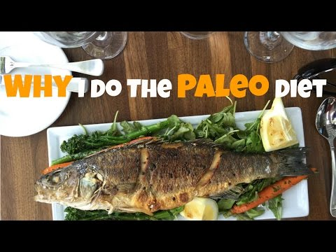 "My Thoughts on The Paleo Diet +  Why I DO It (One ""Diet"" Does NOT Fit All!)"