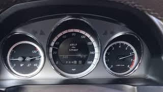 2010 Mercedes-Benz C300 WOT 0-60