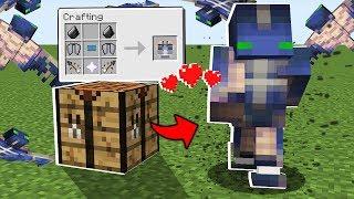 Minecraft NHƯNG BẠN CÓ THỂ CHẾ TẠO GIÁP TỪ QUÁI VẬT !!!
