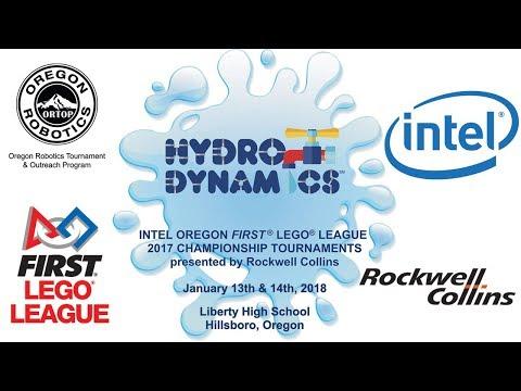 Intel Oregon FIRST LEGO League Championship - Saturday