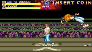 ✪ Final Fight - Cody vs SODOM (six methods to beat boss)