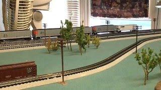 N Scale Trains.