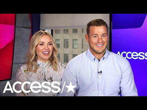 'The Bachelor's' Colton Underwood & Cassie Randolph Say Hannah 'Deserves A Happy Ending' | Access