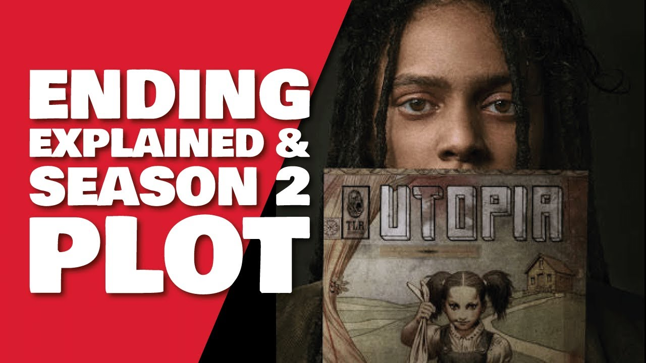 Download Utopia (2020) Ending Explained & Season 2 Plot | Who Is Mr Rabbit & The Harvest | Spoiler Review