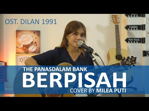 The Panasdalam Bank - Berpisah Feat Vanesha Prescilla (live Acoustic Cover By Milea Puti)