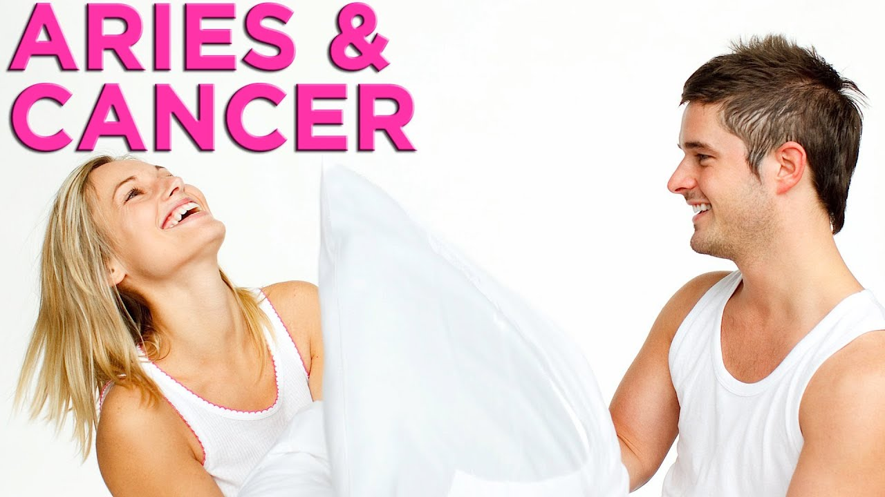 Are Aries  Cancer Compatible  Zodiac Love Guide - Youtube-5924