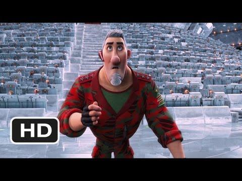 Arthur Christmas 3 Movie Clip We Ve Got A Waker 2011 Hd Youtube