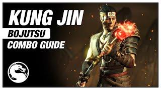 Mortal Kombat X: Kung Jin (Bojutsu) Combo Guide