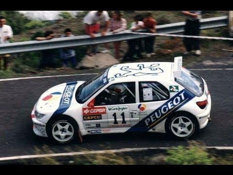 Video 44 Rallye El Corte Ingl 233 S 1996 Spain Youtube