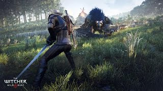 Witcher 3 - PC Gameplay Ultra Settings #3