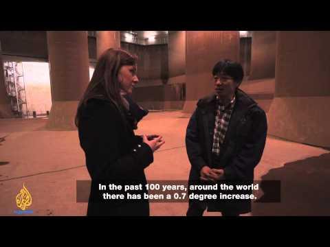 earthrise - Tokyo's Flood Tunnels