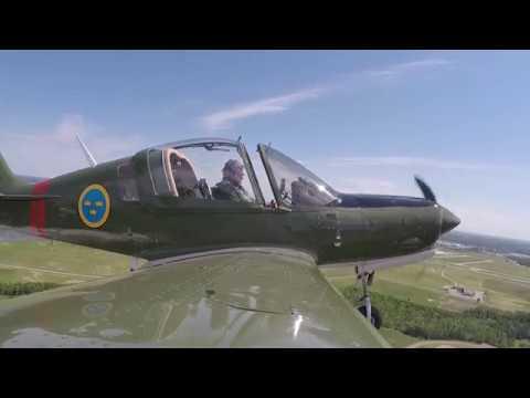 Scottish Aviation Bulldog Pattern Work