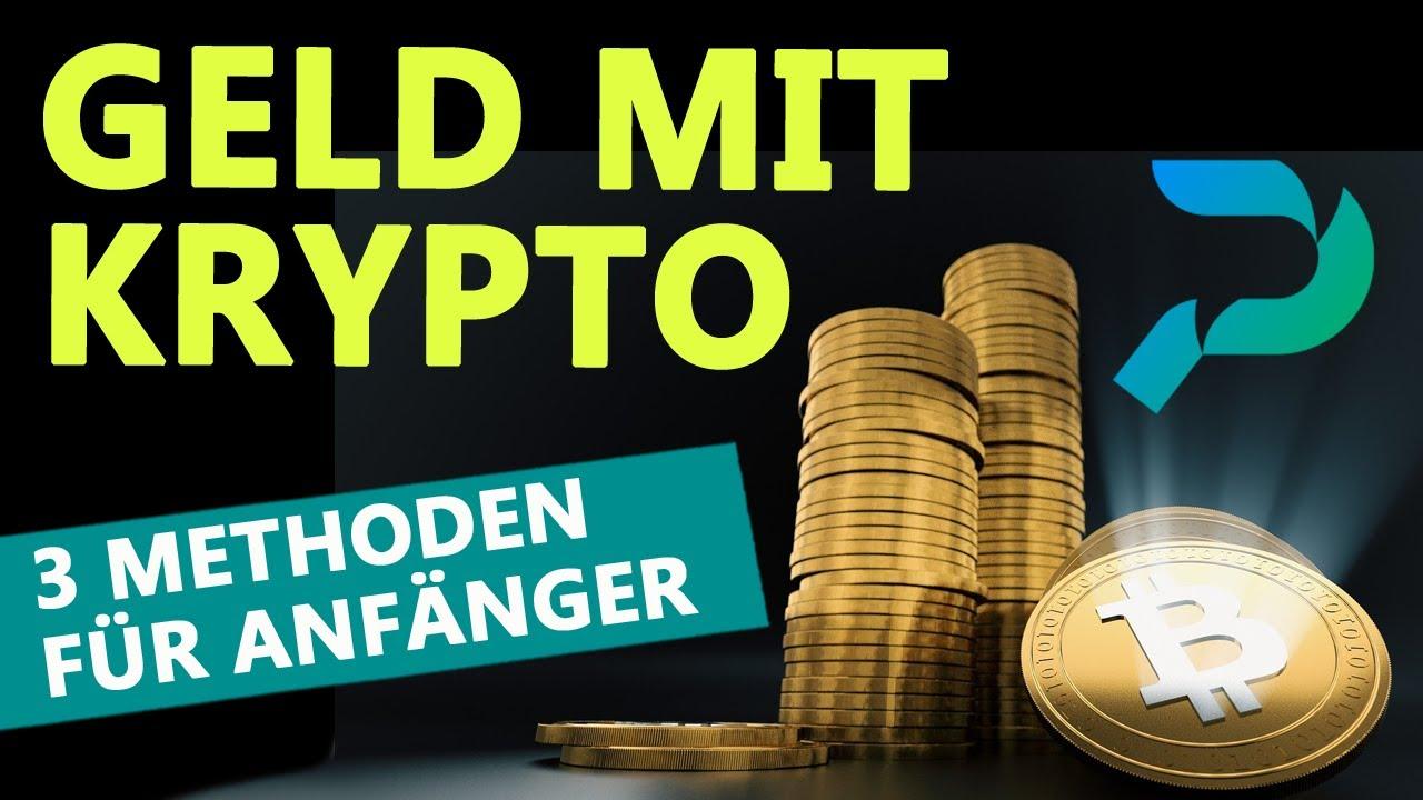 Geld mit Crypto-Knoten verdienen