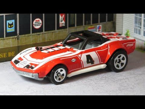 Hot Wheels '69 Corvette Racer (2019)