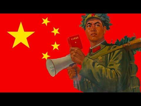 中国人民志愿军战歌! March of the People's Volunteer Army!