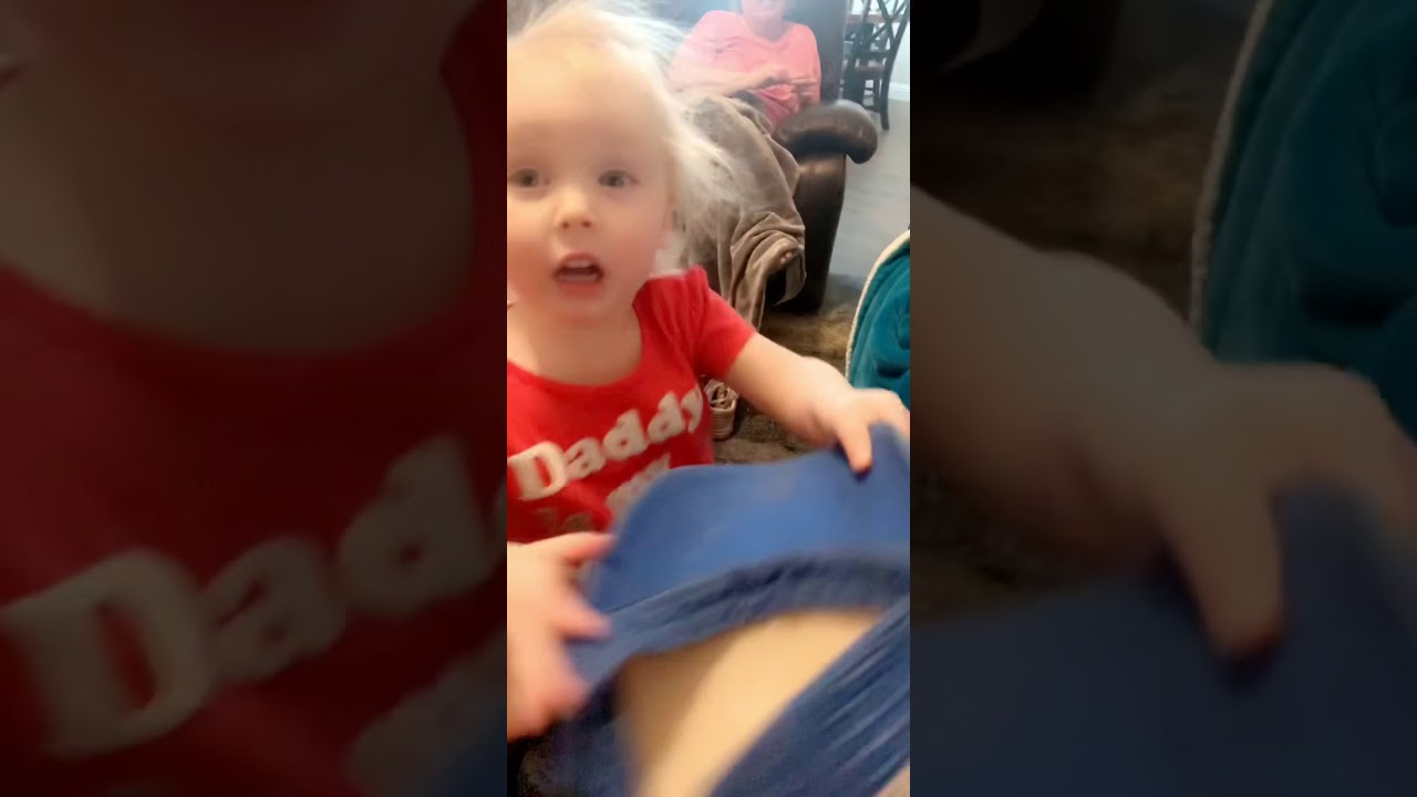 Daddy daughter moments :) - YouTube