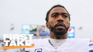 First Take reacts to Bills benching Tyrod Taylor for Nathan Peterman | First Take | ESPN