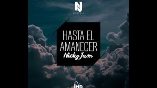 Hasta el amanecer Nicky Jam instrumental, pista original, Andy One (Anarhi Music)